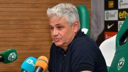 Стойчо Стоев: Изпуснатата дузпа бе ключов момент