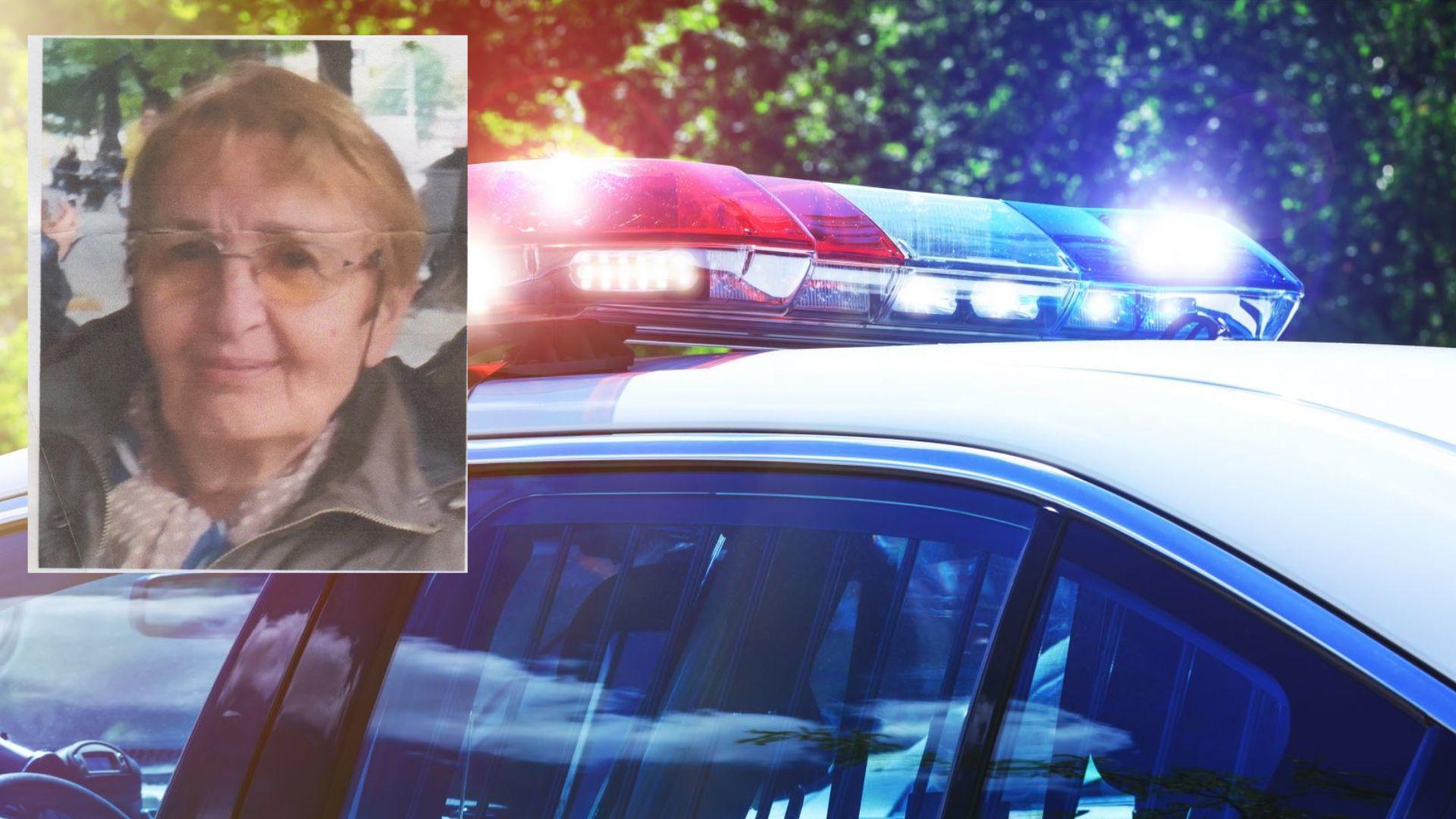 Столичната полиция издирва 74-годишна софиянка, изчезнала преди пет дни, съобщиха