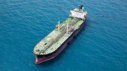 Петролен танкер изчезна в Ормузкия проток