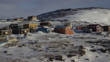 Абсолютен рекорд: 21 градуса на 817 км от Северния полюс