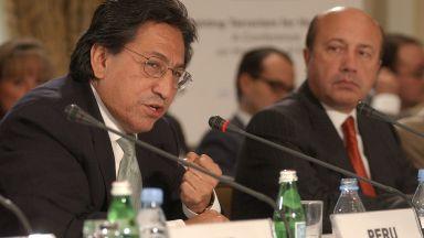 Арестуваха президента на Перу в САЩ за подкупи