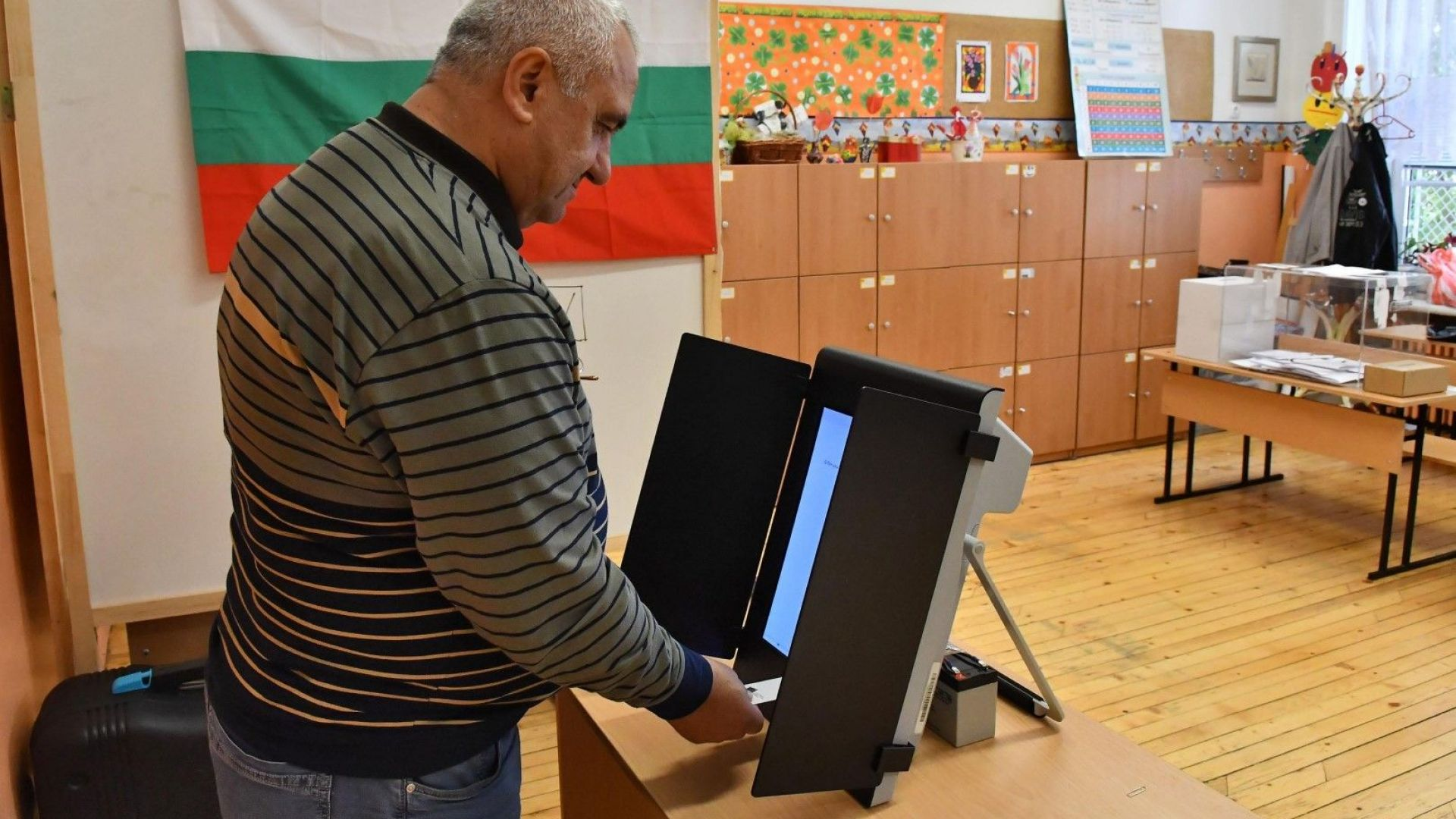 Машинното гласуване било панацея за решаването на изборните проблеми