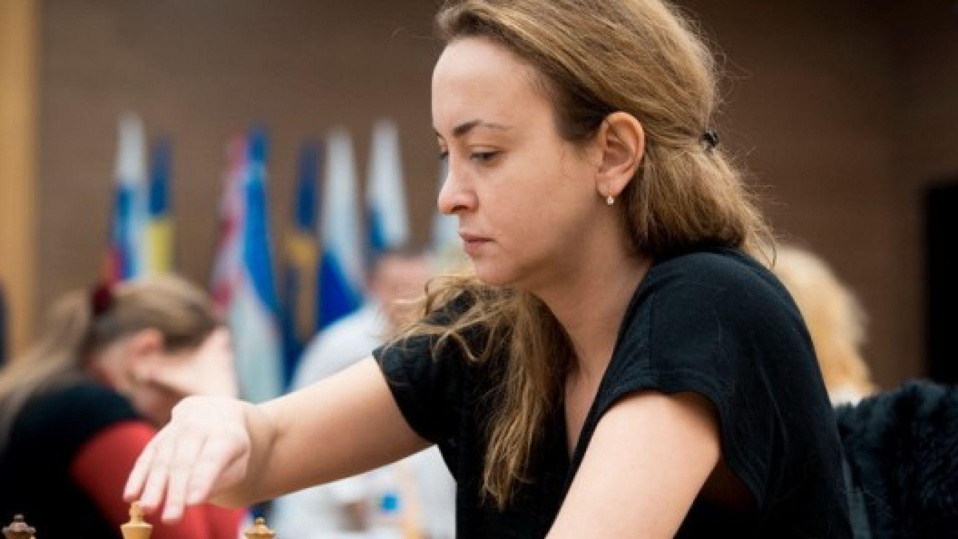 Гросмайстор Стефанова спечели силен турнир без загуба