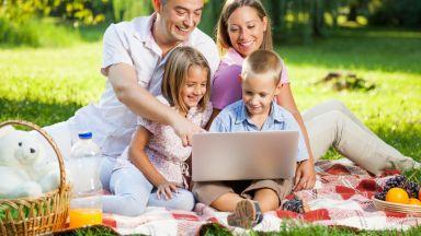 Как да си освободим повече време за семейството