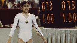 Перфектното 10 за 14-годишната Надя, която пренаписа олимпийската история (видео)