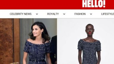 Кралица Летисия се появи с рокля за 19,99 евро