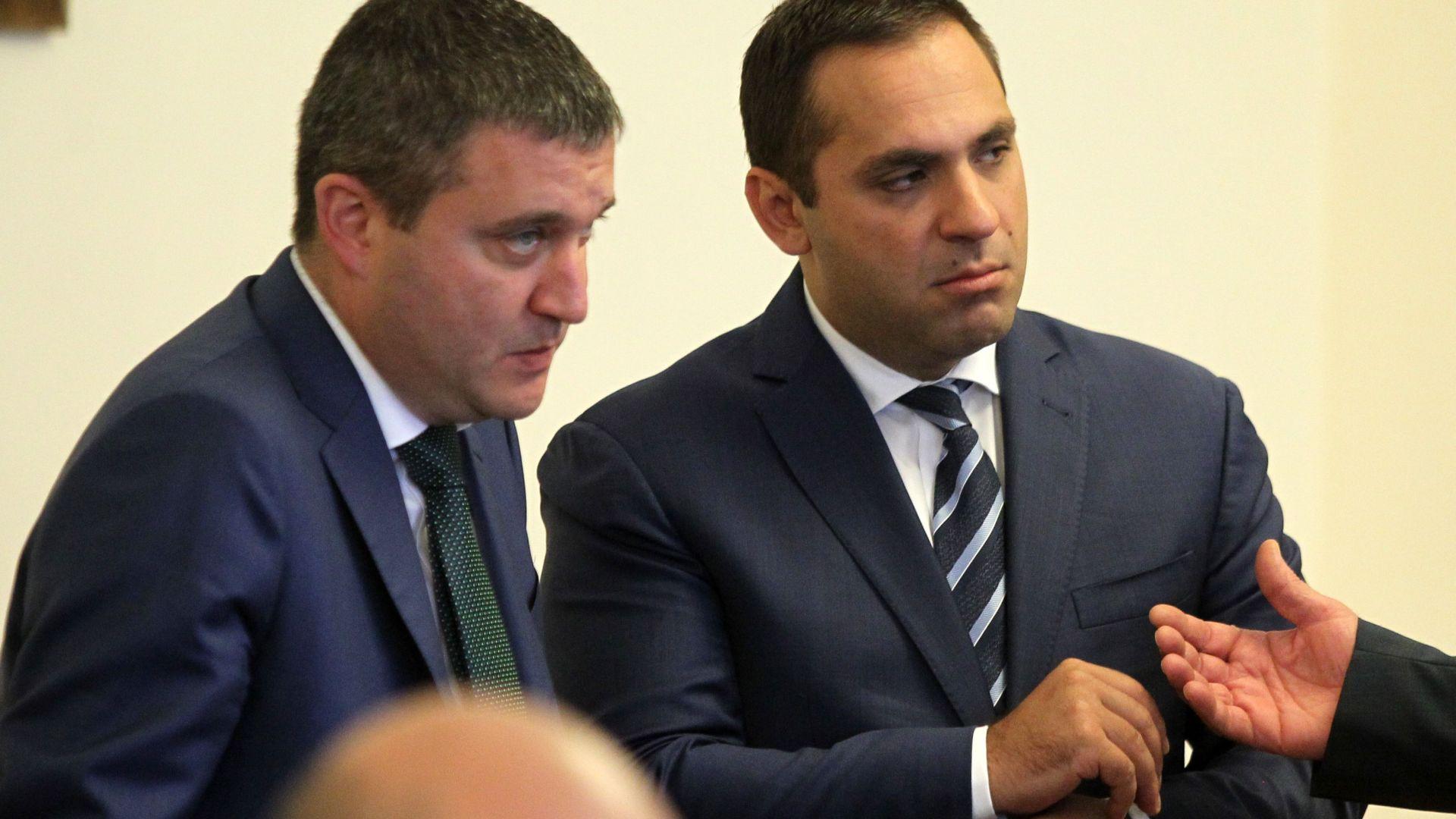 Министър Караниколов връчи сертификати за инвестиции за над 42 млн. лева