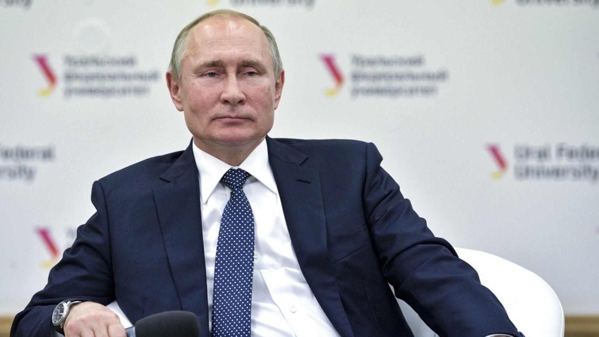 Путин опрости получаването на руско гражданство в Източна Украйна
