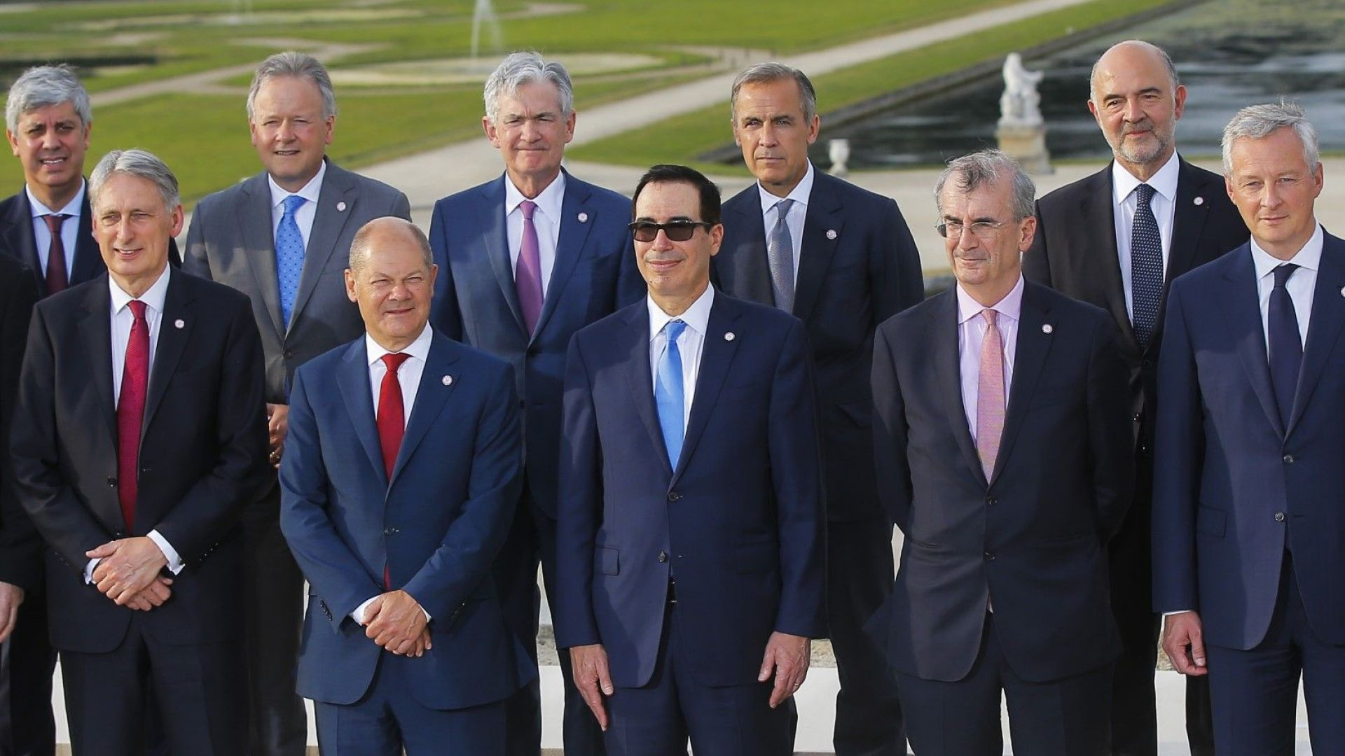 """Г-7 се обяви за спешни действия срещу готвената от Фейсбук криптовалута """"Либра"""""""