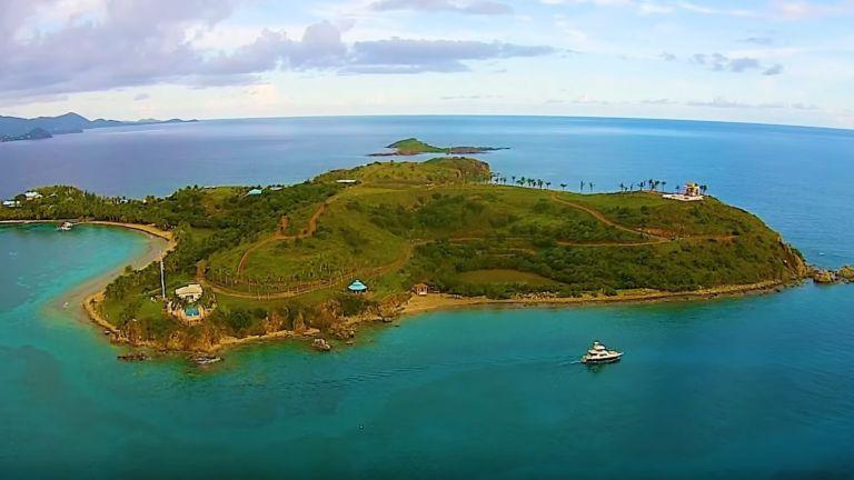 Остров Литъл Сейнт Джеймс