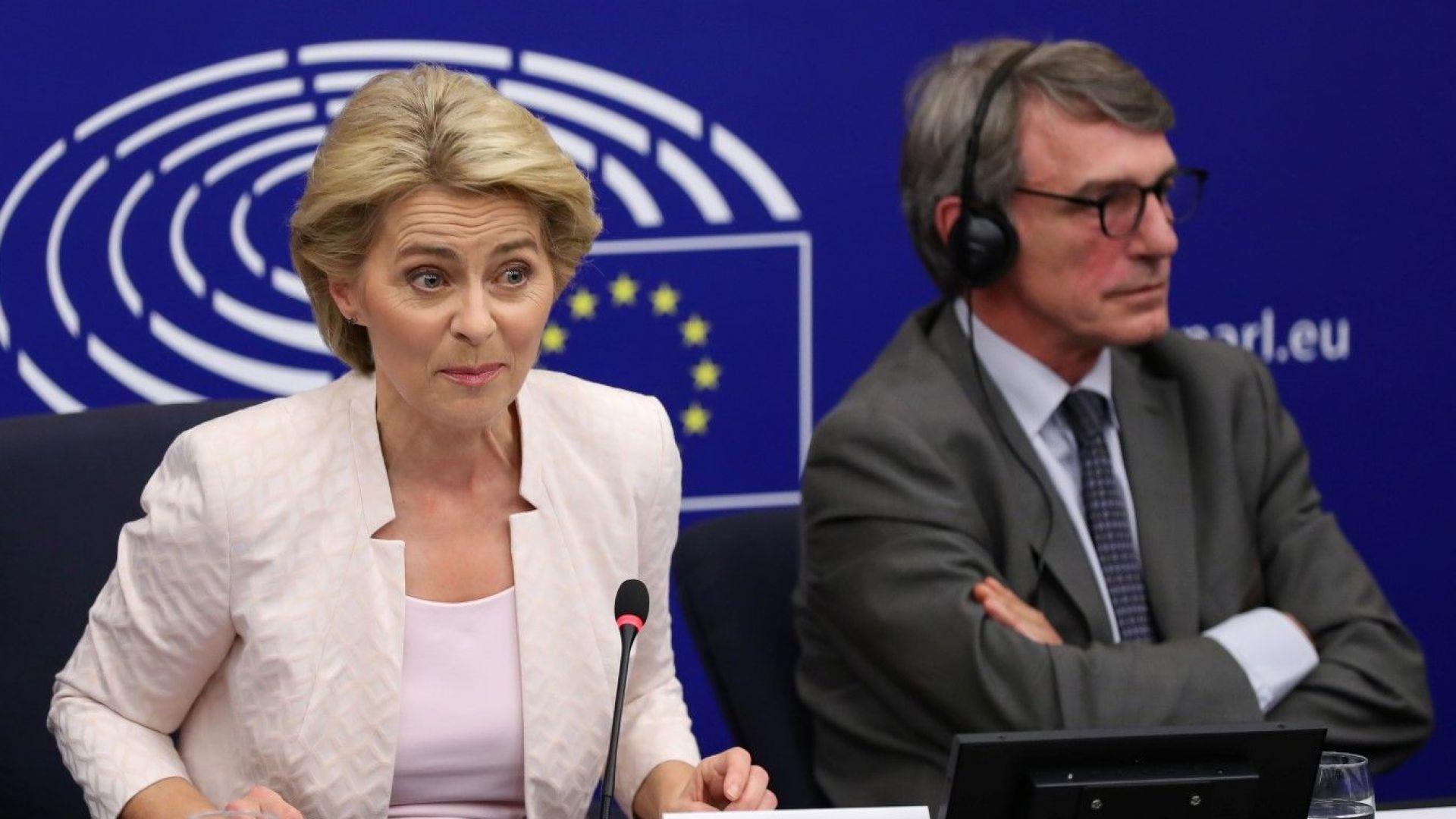По искане на Фон дер Лайен: Трябва ни и мъж-кандидат за еврокомисар заедно с Мария Габриел