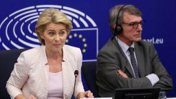 По искане на Фон дер Лайен: Трябва ни и мъж-кандидат за комисар заедно с Мария Габриел