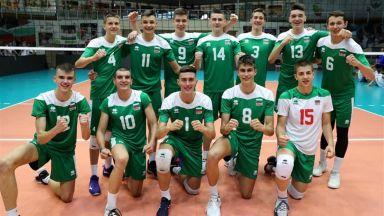 Младите ни волейболисти се класираха за европейски финал в София
