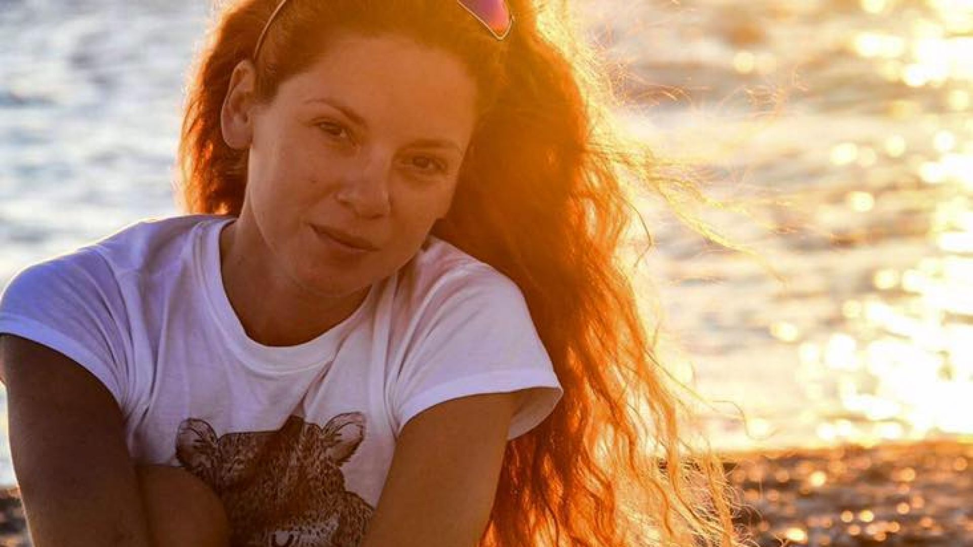 Репортерката Надя Ганчева роди първа рожба