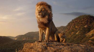 """Дразнещият дигитален зоопарк на новия """"Цар Лъв"""""""
