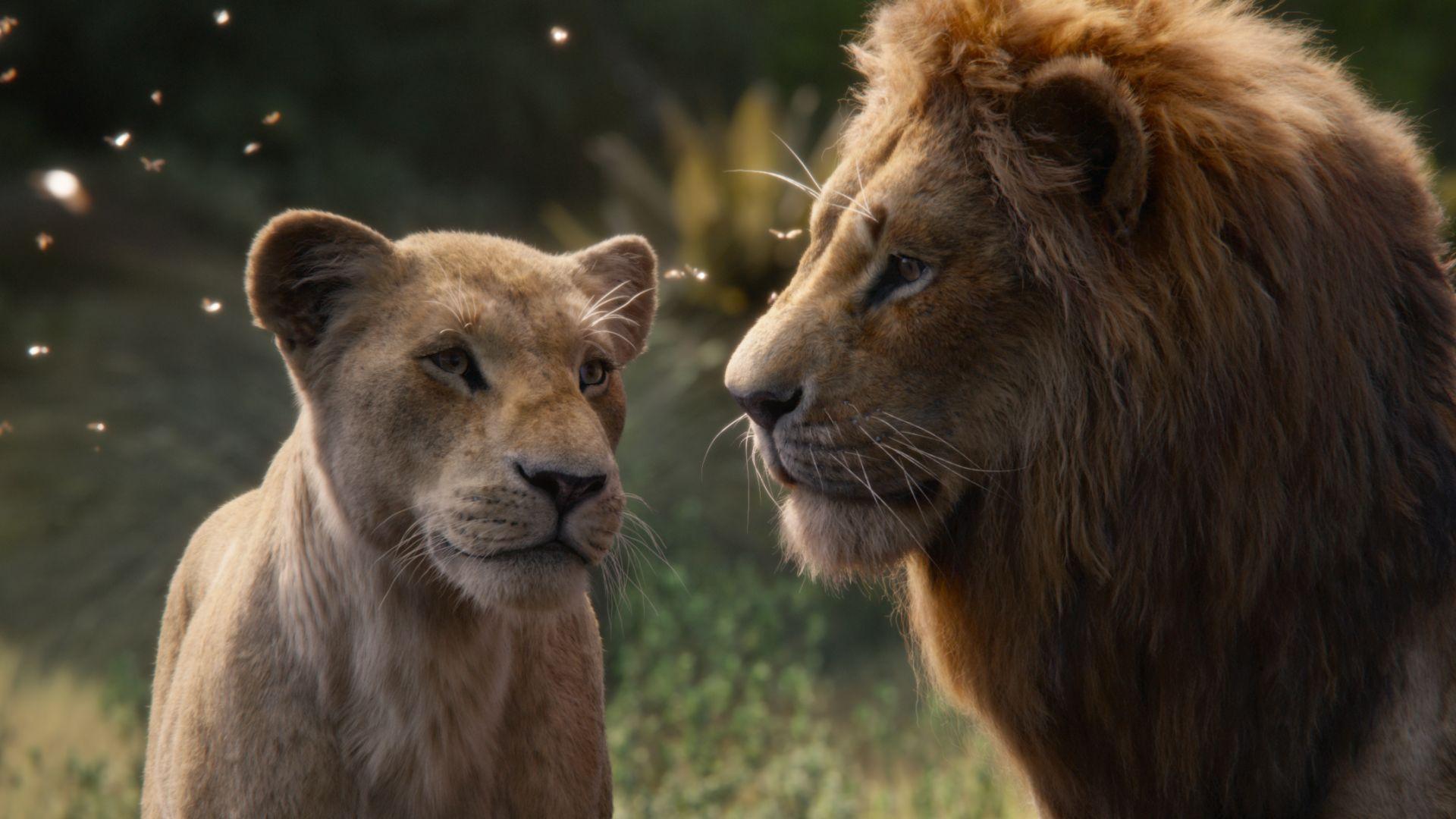 """""""Цар Лъв"""" остана начело в бокс-офис класацията на Северна Америка"""