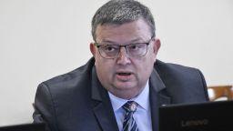Цацаров отхвърли искането на ВМРО за закриване на Българския хелзинкски комитет