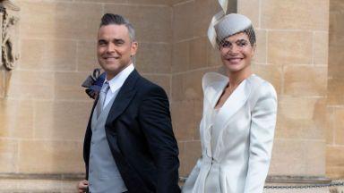 Роби Уилямс и Айда Фийлд подновят брачните си обети
