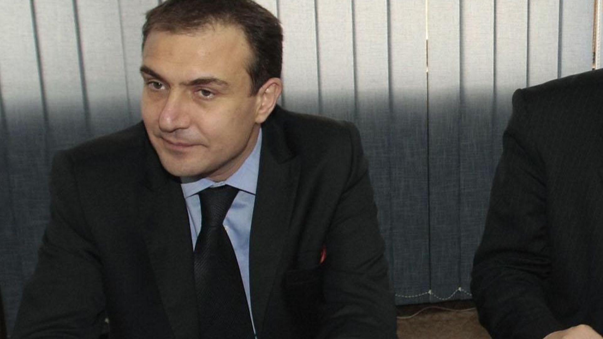 Гуцанов: Аз съм абсолютно легитимно избран председател на градския съвет