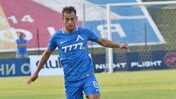Голяма жега ще мъчи Левски на мача в Кипър