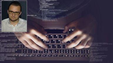 Соченият за хакер Кристиян Бойков: Надявам се цялото това нещо да покаже, че съм натопен