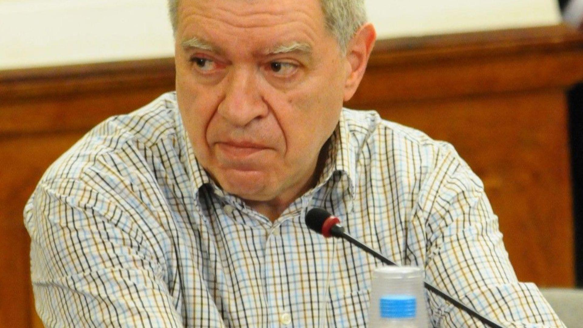 Михаил Константинов: Това са най-скъпите избори, нека можем да се гледаме в очите