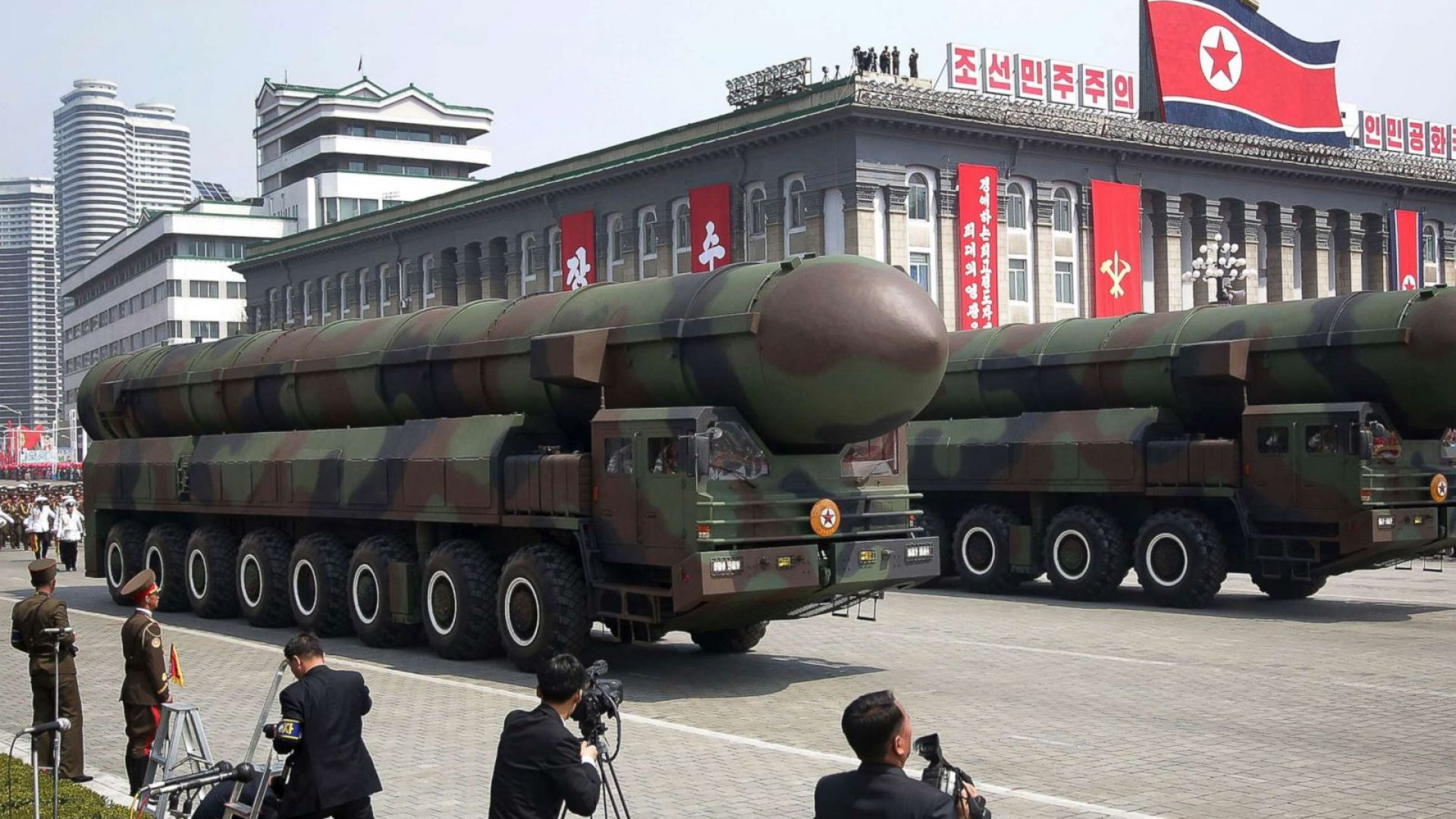Северна Корея вече може да порази директно всеки един град в САЩ