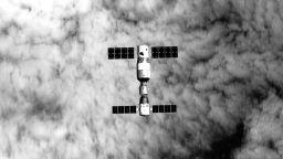 Китайска космическа станция ще бъде потопена в Тихия океан