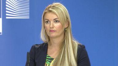 Българка временно става основен говорител на Европейската комисия