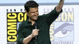 """Том Круз изненада Комик-кон с първия трейлър на """"Топ Гън: Маверик"""""""