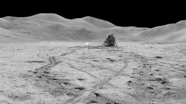 Лунната кора е по-богата от земната на метали като желязо и титан
