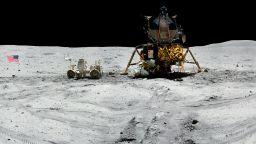 4G мрежата на Луната може да застраши астрономията