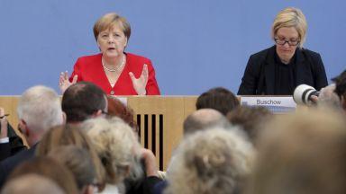 Ангела Меркел заяви, че е във форма и ще изкара до край канцлерския си мандат