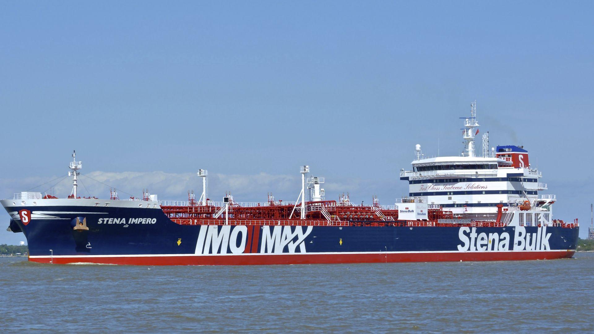 Иран започна разследване на задържания танкер