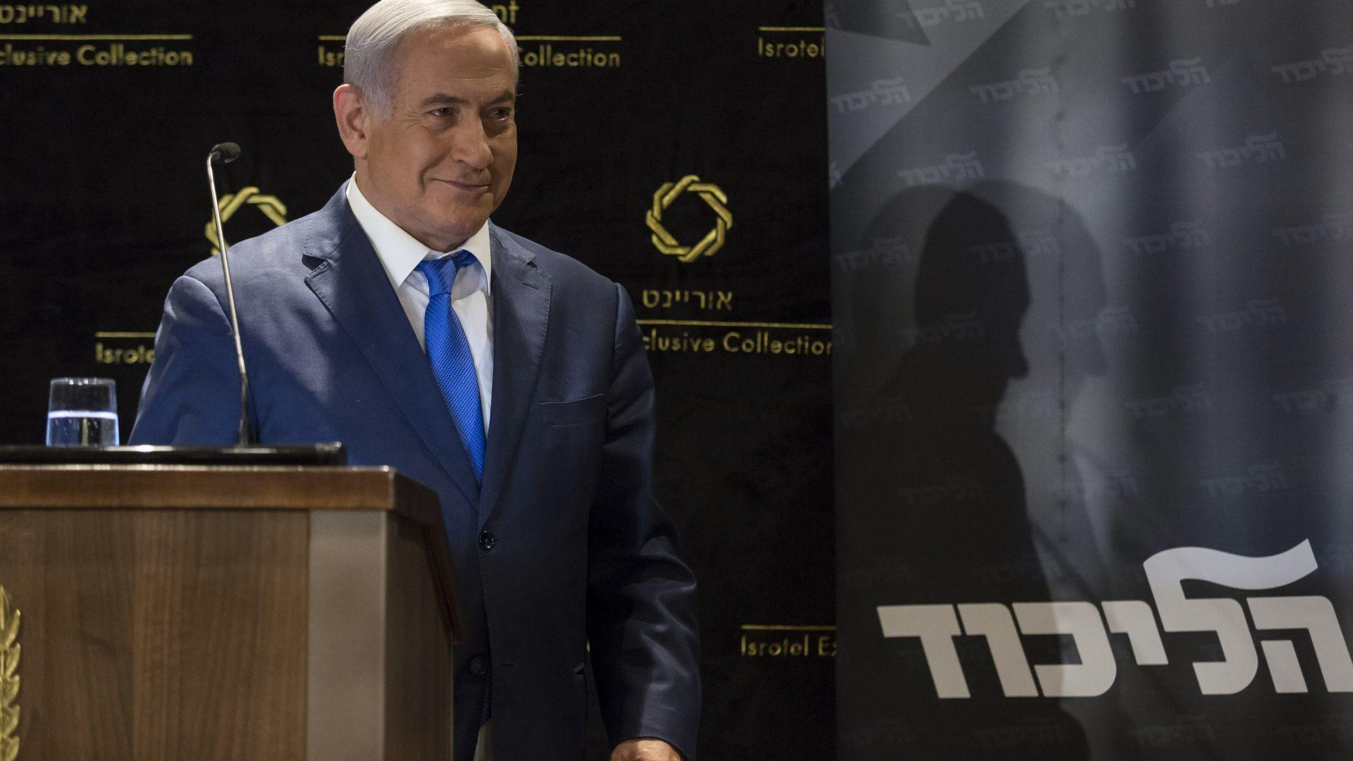 След разговор със САЩ Нетаняху забавя анексията на части от Западния бряг