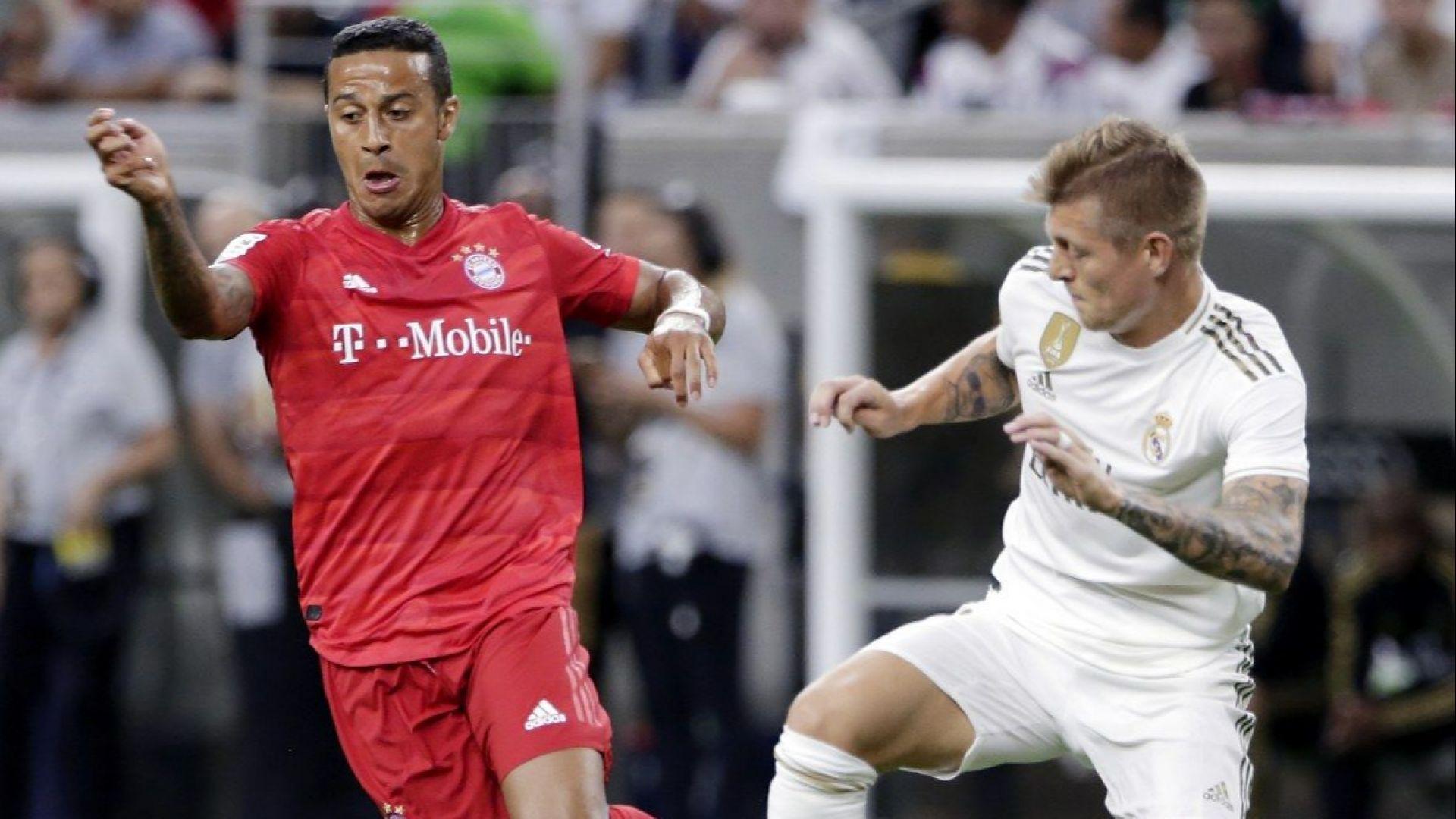 Новият Реал започна с тежка загуба
