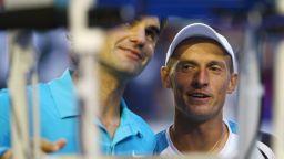 Бившият №3 Давиденко: Федерер прекрати кариерата ми