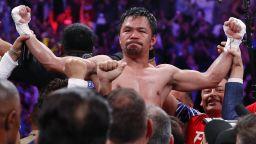 40-годишният Мани Пакяо записа победа №62