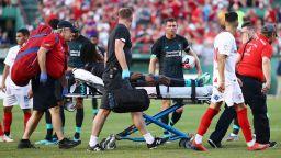 Загуба и безумна грубост белязаха контрола на европейския шампион