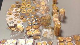 Разбиха група за изнудване и пране на пари, откриха 35 кг злато и над €500 000 в брой