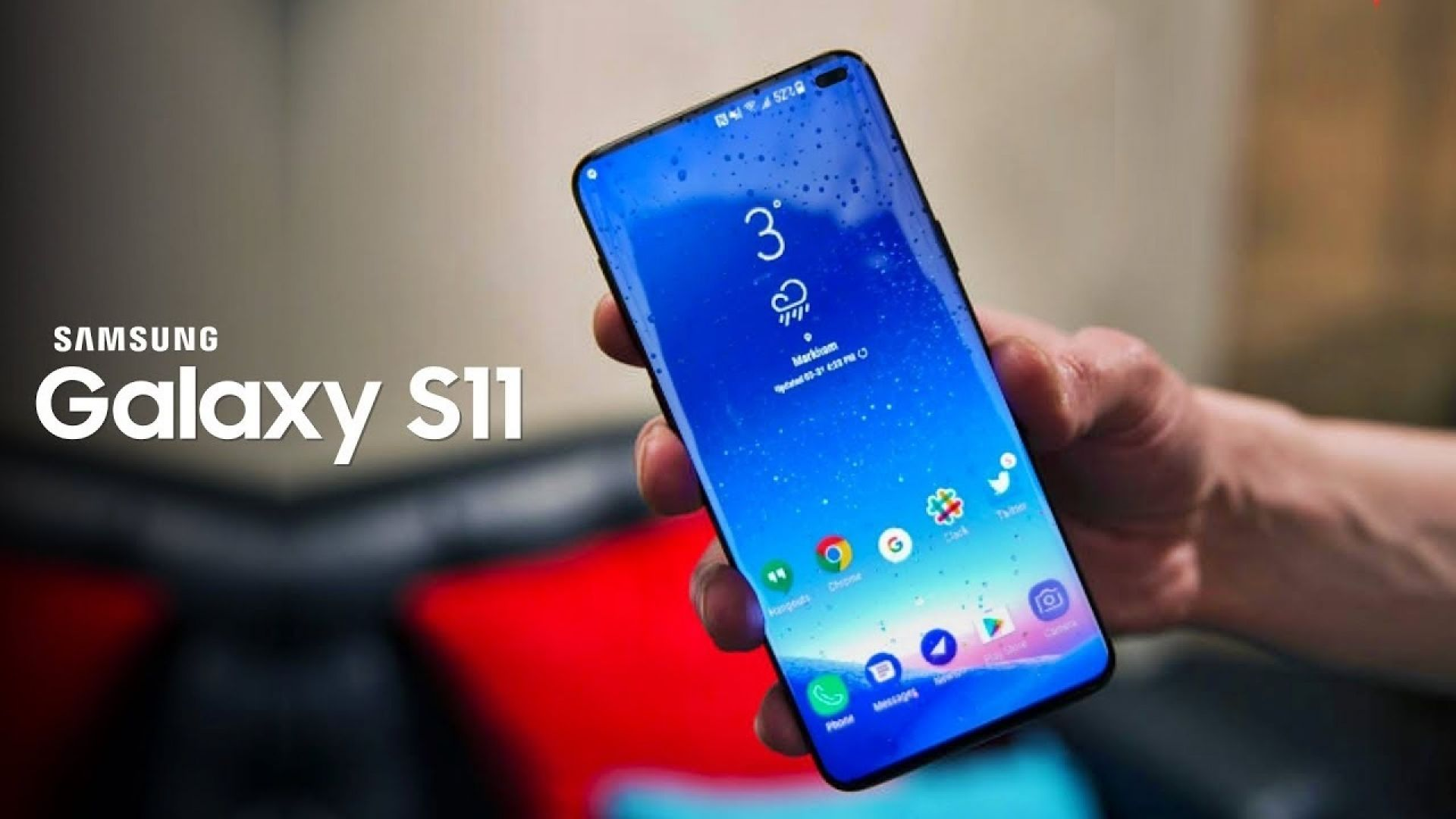 Samsung Galaxy S11 ще разполага с 64MP камера
