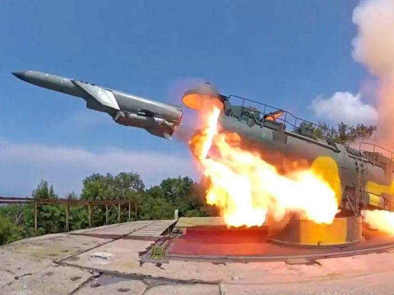 Какво оръжие изпробва Русия в Черно море