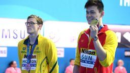 Олимпийски шампион спретна грозна сцена след загуба