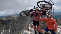 """""""Велоносен поход 3"""" - 440 км на колело от Боровец до крепостта Мезек, приключи с рекорд"""