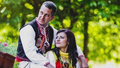 Европейската шампионка Стойка Петрова вдигна автентична сватба