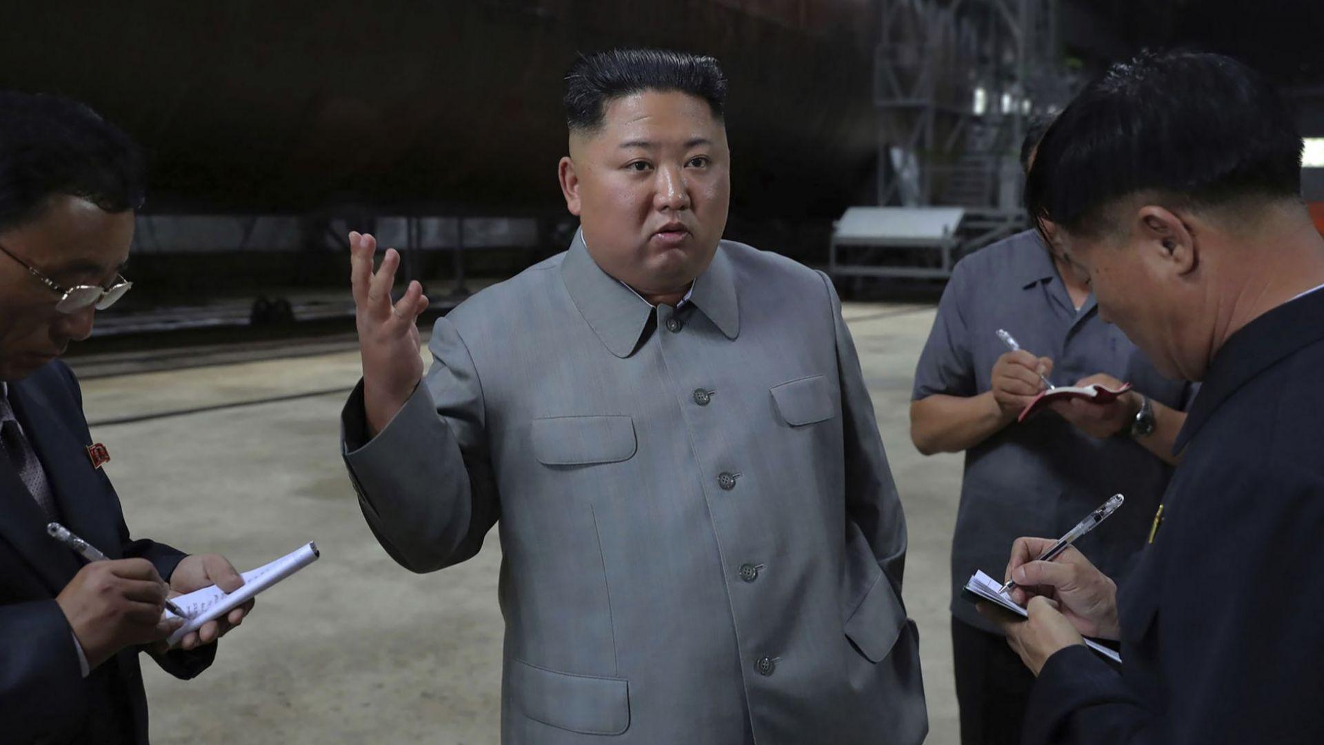 КНДР обяви, че прекъсва всички връзки с Южна Корея