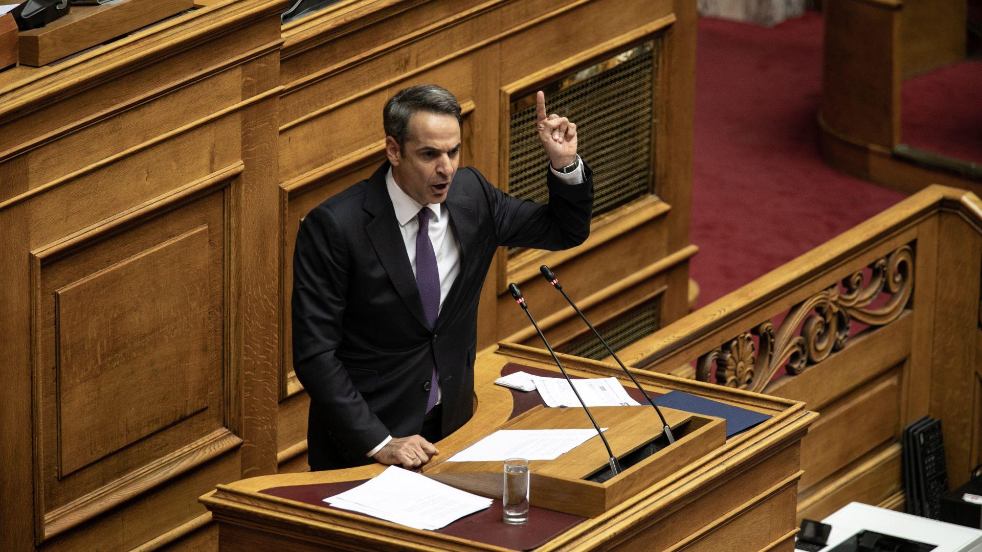Гърция отменя капиталовия контрол от 1 септември