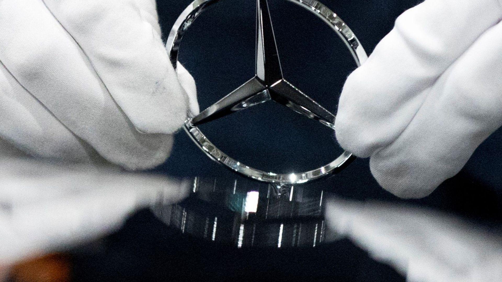 Даймлер глобен 870 милиона евро заради скандала с дизеловите емисии