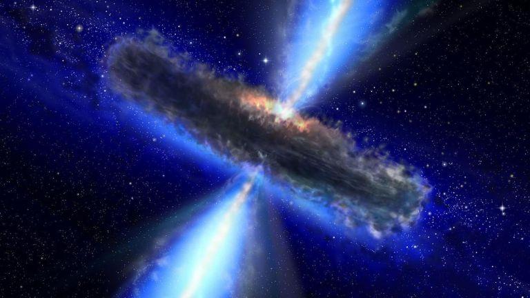 Галактиката ни се е сляла с по-малка в рамките на колосален космически сблъсък