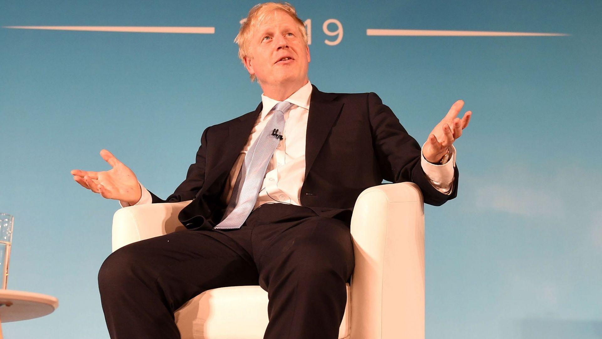 Кабинетът на Борис Джонсън дава още над 2 млрд. лири за Брекзит без сделка